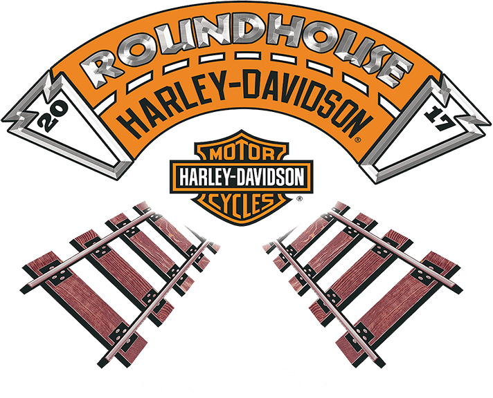 Roundhouse H-D logo